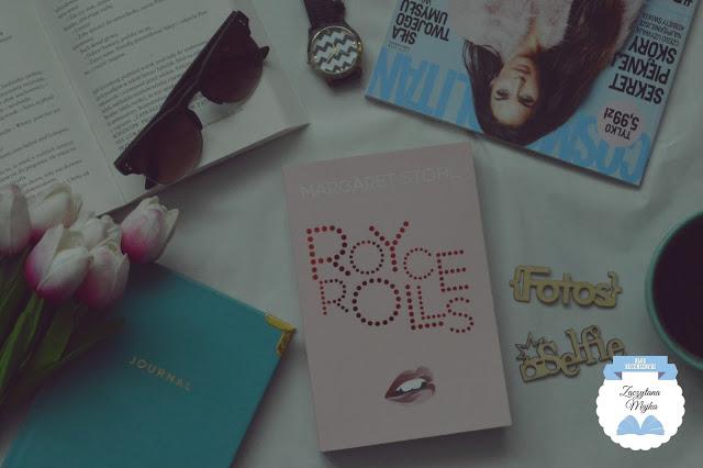 """Jak wygląda życie za kuliami reality show? – recenzja książki #293 – Margaret Stohl """"Royce Rolls"""""""
