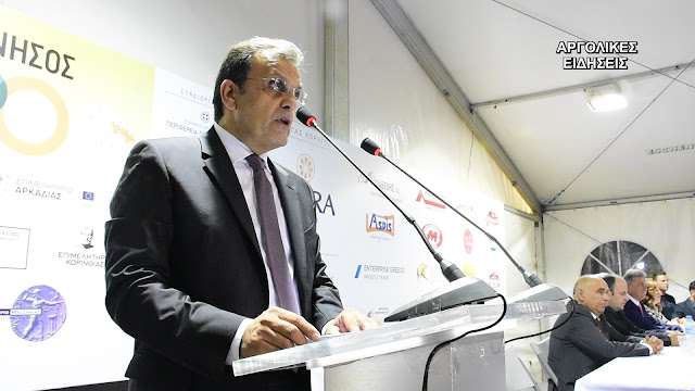 Φώτης Δαμούλος: Ο απολογισμός της ΠΕΛΟΠΟΝΝΗΣΟΣ EXPO  ξεπέρασε κάθε προσδοκία