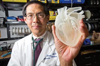 الطباعة ثلاثية الابعاد في الطب