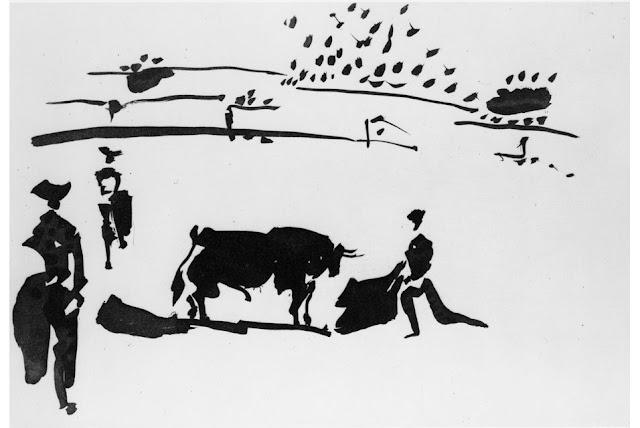 Тавромахия Пикассо
