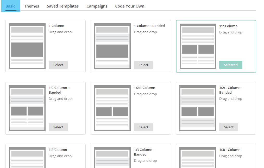 Créer une newsletter avec Mailchimp