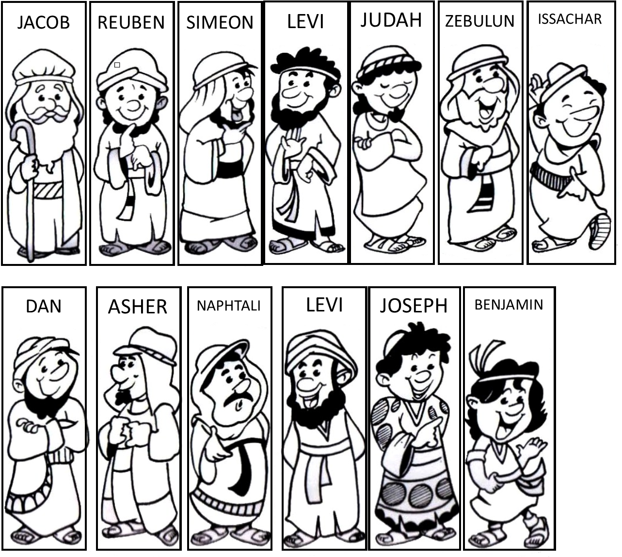 The classroom game nook diy guess who game for 12 disciples coloring page