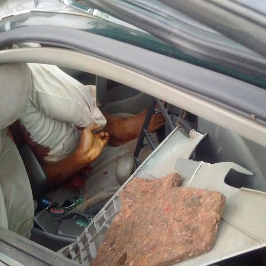 Graphic 2 Die In Fatal Accident Along Oshodi Apapa