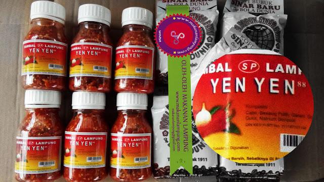 Sambal Yen-Yen Lampung