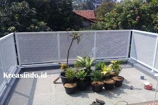 Harga Railing Balkon Besi Minimalis Info Terbaru