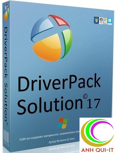 (Driver) Bộ Driver-DriverPack Solution Giải pháp cài đặt driver cho máy tính