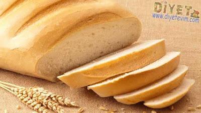 beyaz ekmek hakkında bilgiler zaraları