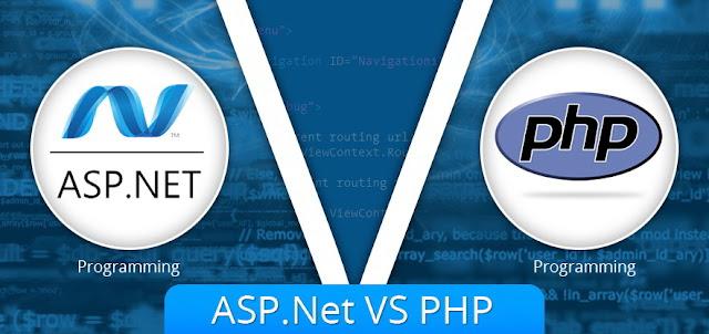 ASP.NET vs PHP programming