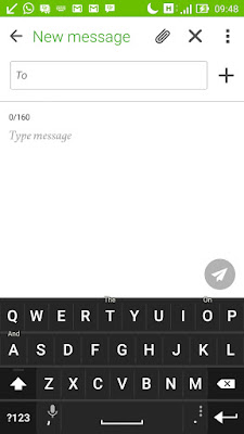 Blackberry-Android Priv Keyboard