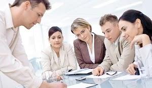 Etapas de la administracion - Planeacion, Organizacion, Direccion, Control