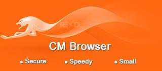 CM Browser – Fast & Secure 5.22.21.0027 Apk