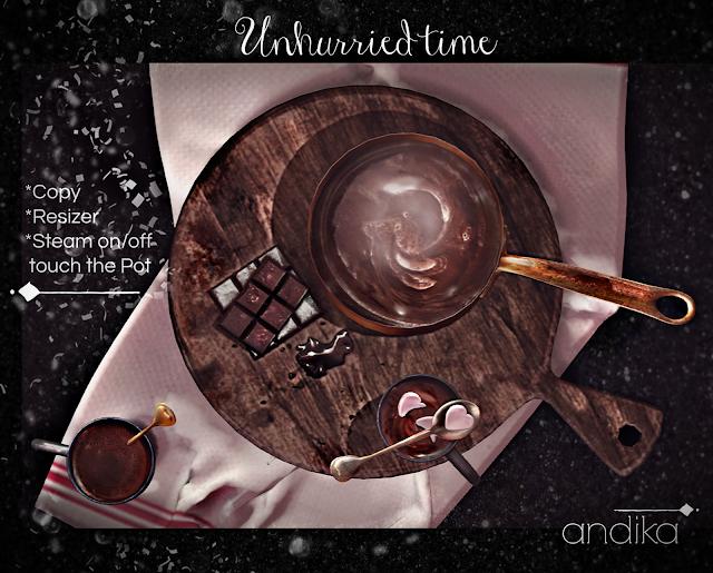 andika Group Gift[Unhurried Time]]