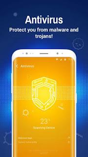 Clean Master Antivirus app