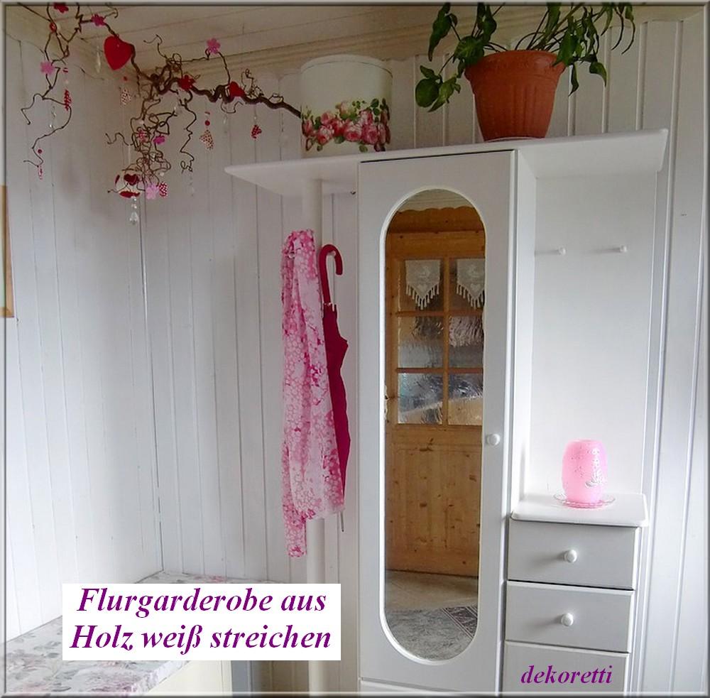 http://dekoretti.blogspot.de/2012/04/alte-flurgarderobe-aufpimpen.html