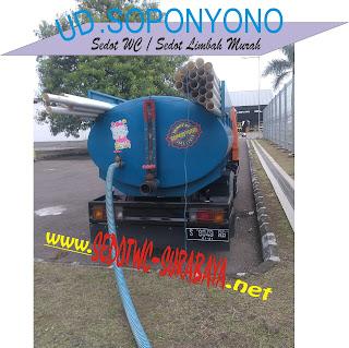 Sedot WC Semampir Surabaya Paling Murah, 081217744287
