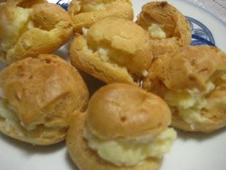 Resep Kue Sus Vla Durian Dan Cara Membuatnya