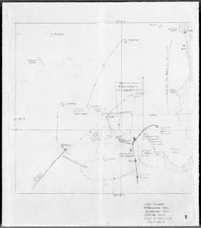 Enclosure to action report of USS Flusser on the 1945 Nasugbu Landing.