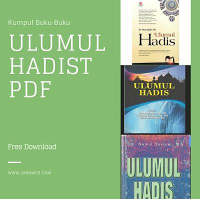 Hadis pdf ulumul
