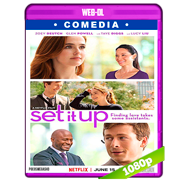 Set It Up: El plan imperfecto (2018) WEB-DL 1080p Audio Dual Latino-Ingles