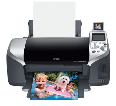 Epson Stylus R320 Driver Download