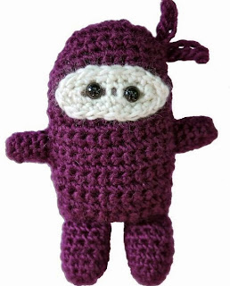 http://www.craftsy.com/pattern/crocheting/toy/purple-stitch-project-purple-ninja/18369