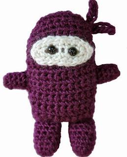 http://www.craftsy.com/pattern/crocheting/toy/purple-stitch-project-purple-ninja/18369
