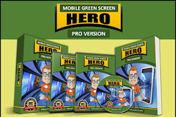 Inilah Mobile Green Sreen Hero Pro
