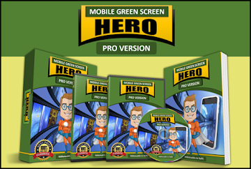 Inilah Mobile Green Sreen Hero Pro