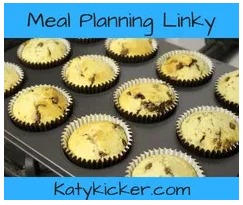KatyKicker's meal planning linky badge