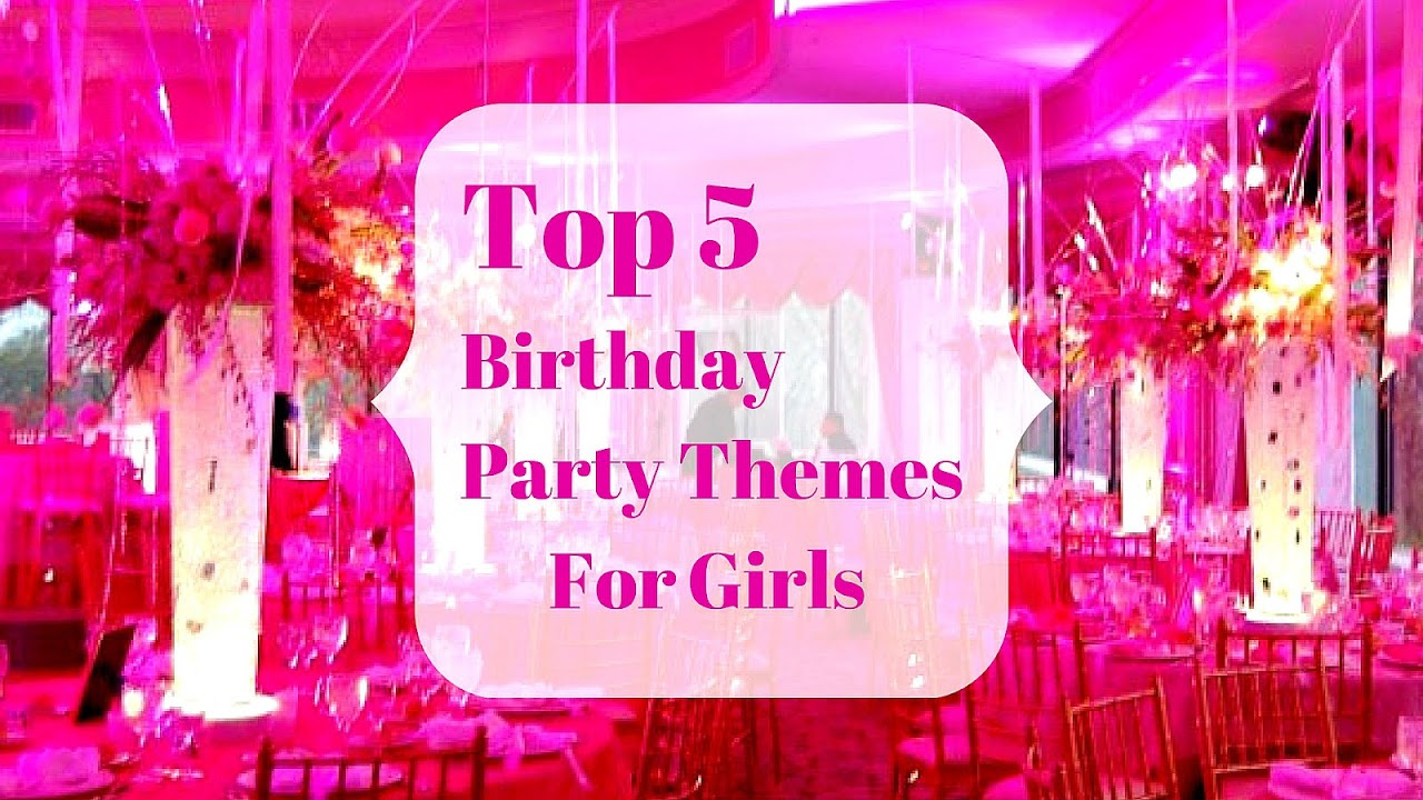 8 Year Old Party Themes Theme Choices