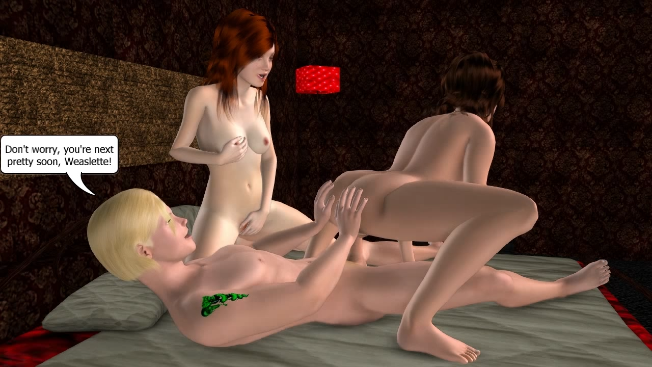 ginny weasley fucks harry potter porn video