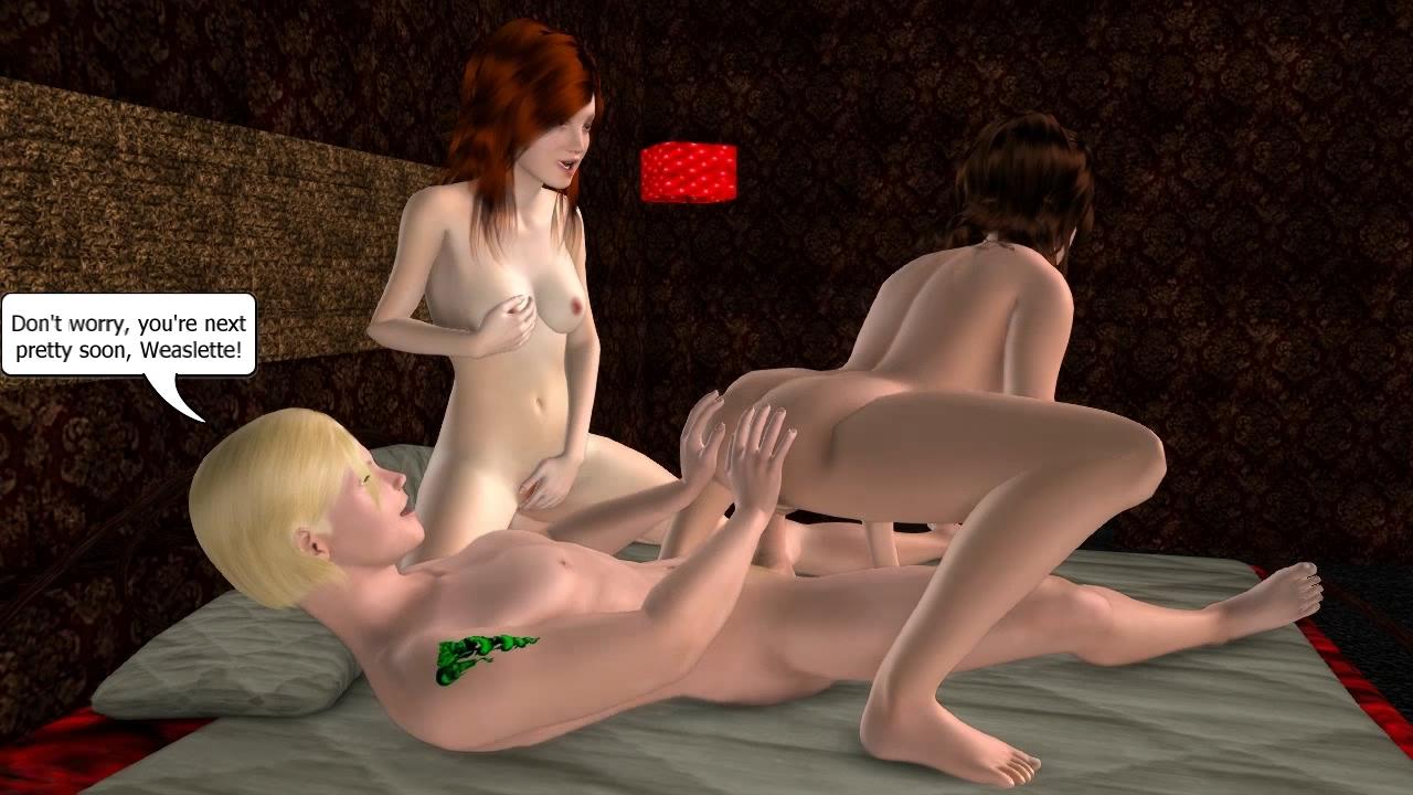 Bikini Draco Nude Gif