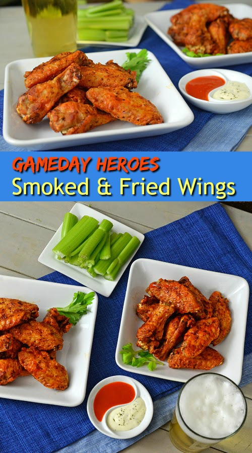Hot Chicken wings recipe made at home are ideal for tailgates and gameday menus