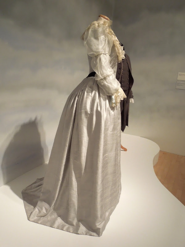 Lady Lyndon reproduction dress Barry Lyndon