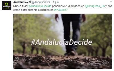 campaña Andalucía Decide