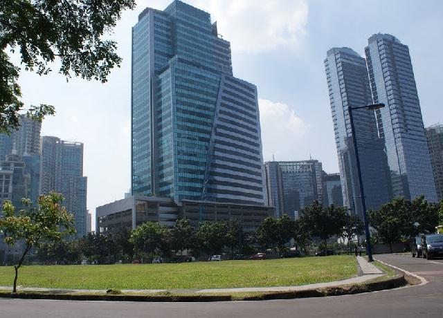 perkantoran, gedung perkantoran, kawasan pusat bisnis, jakarta, ruang kantor