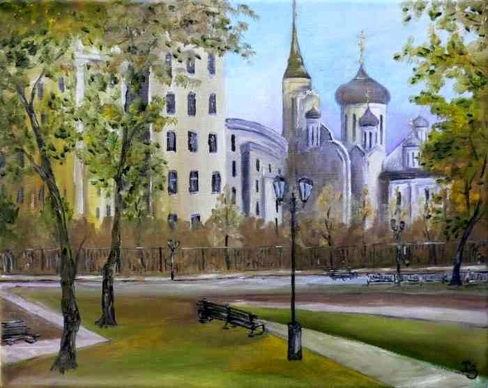 Российский художник. Сергей Ходоренко-Затонский