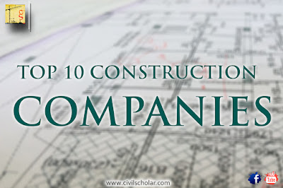 biggest construction companies
