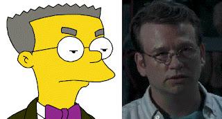 Simpsons Milton