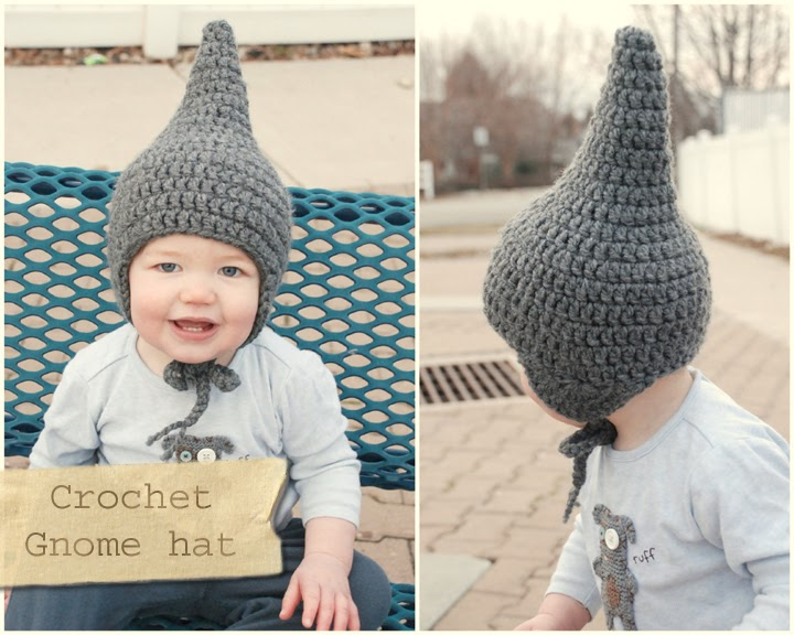 Baby Gnome: Lorajean's Magazine,: Tutorilal: How To Crochet A Baby
