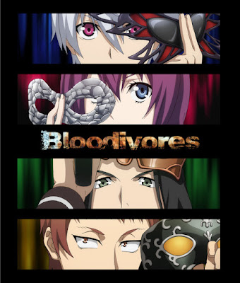 تحميل ومشاهدة الحلقة 1 من انمي Bloodivores مترجم عدة روابط