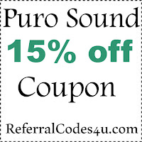 Puro Sound Promo Code 2021, Puro Sound Free Shipping Coupon January, February, March
