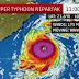 ΤΡΟΜΟΣ ! Σφοδρός τυφώνας ετοιμάζεται να χτυπήσει την Ταϊβάν !