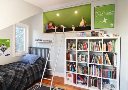 10 reading corners for children 2