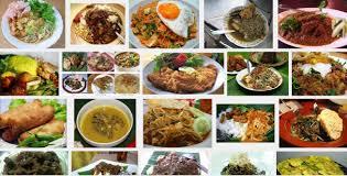 Fahreza25 Makanan Khas 34 Provinsi Di Indonesia