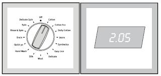 Hướng dẫn sử dụng máy giặt Electrolux 4