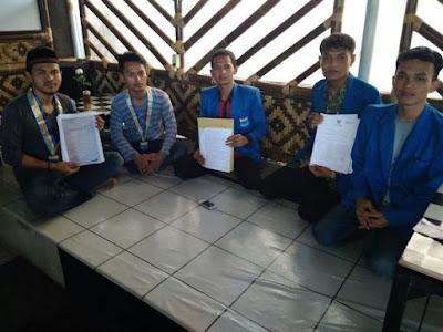 PC PMII Kota Banjar Mencium Dugaan Adanya TIM Sukses Pilkada Dari Anggota DPRD