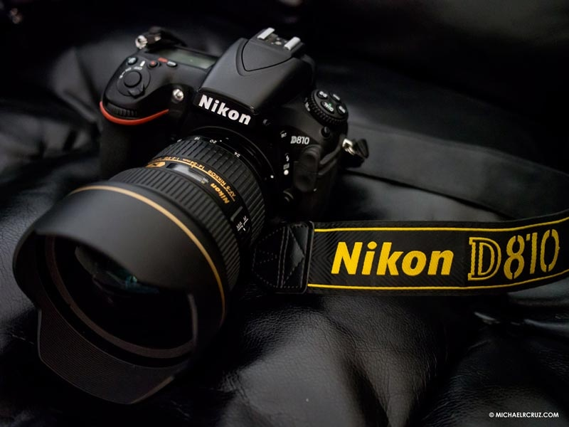 How to update nikon camera firmware