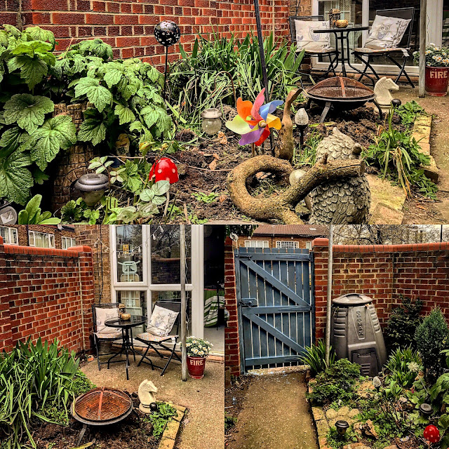 My garden in spring 2017, Mandy Charlton, Gardening, Photographer, Writer, Blogger, Newcastle upon tyne
