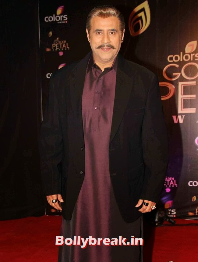Puneet Issar, Colors Tv 3rd Golden Petal Awards